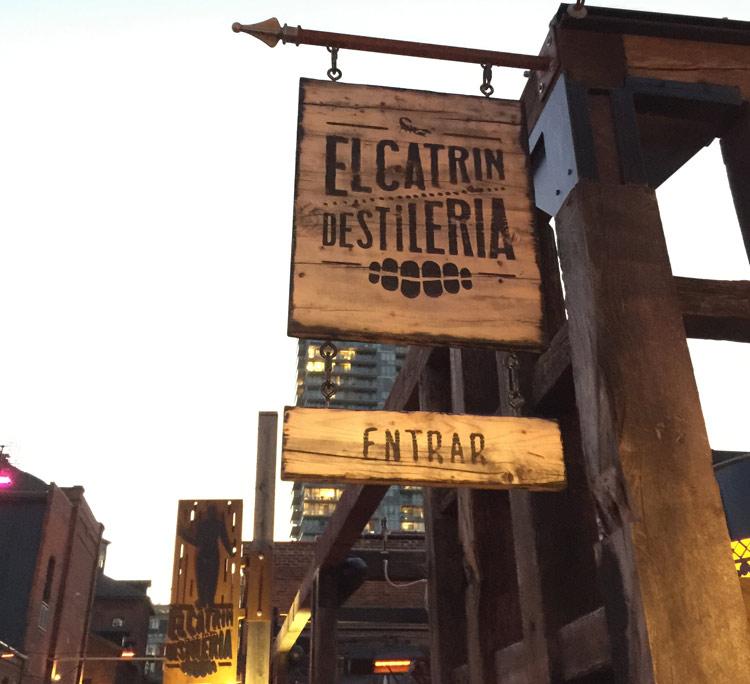 Restaurant Mexicain El Catrin à Toronto