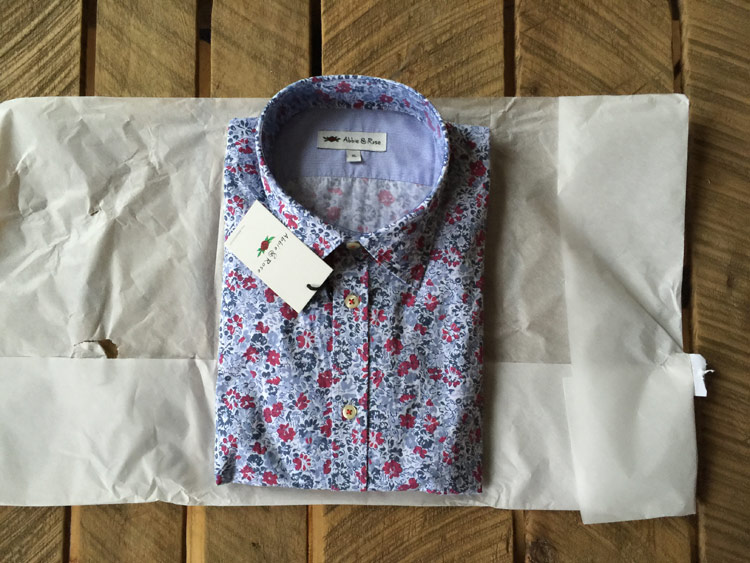 Abbie and Rose chemise pour homme