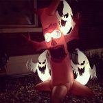 Visitez les catacombes Parisiens pour Halloween