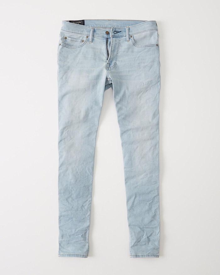 Jean ultra skinny Abercrombie