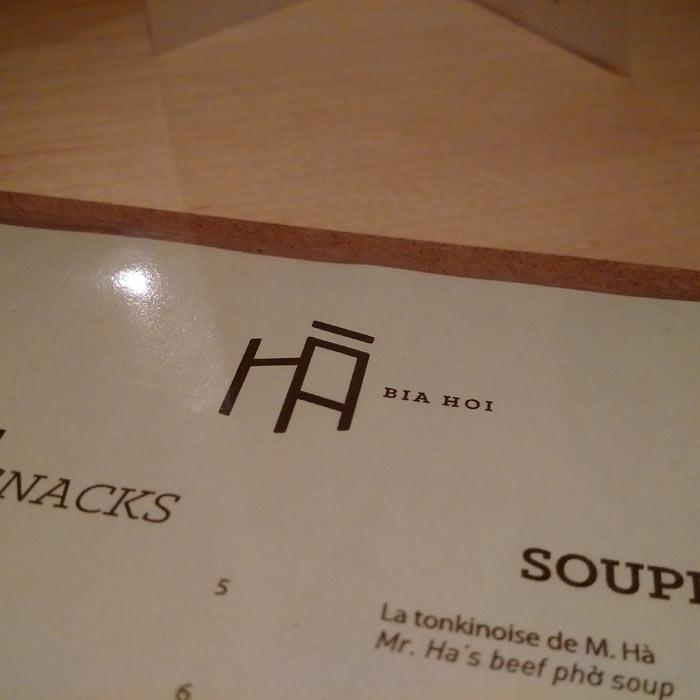 Restaurant vietnamien Hà à Montréal