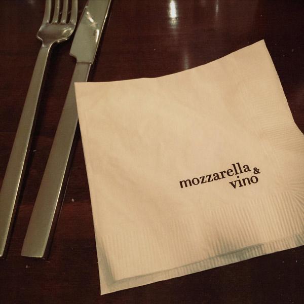 mozzarella and vino new york