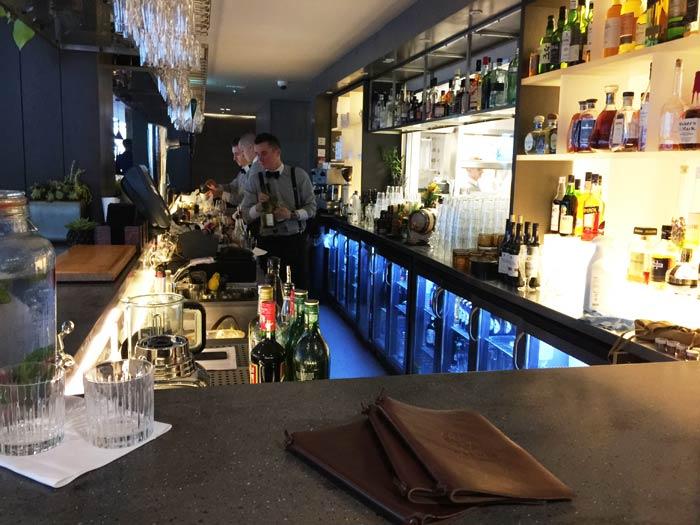 Darwin restaurant à Londres