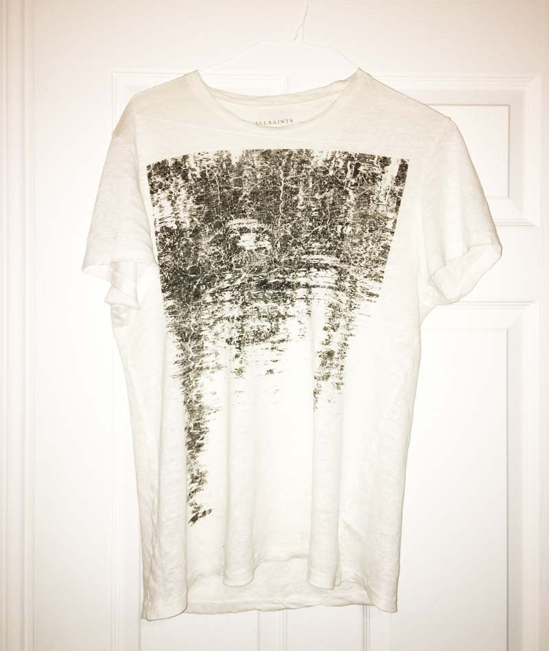 Tee shirt All Saints pour homme
