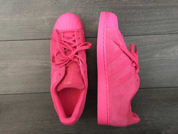 Adidas Super Star Rose