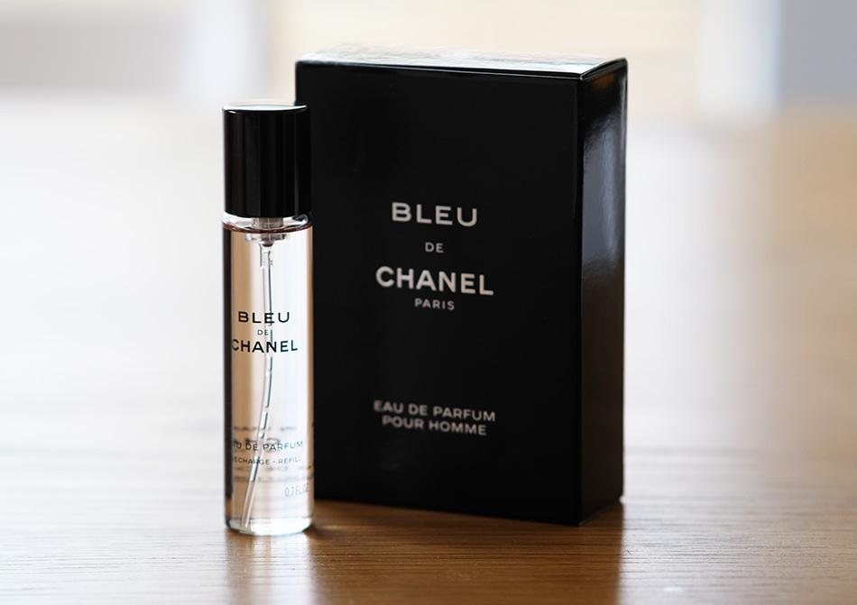 Bleu de Chanel Vaporisateur Voyage