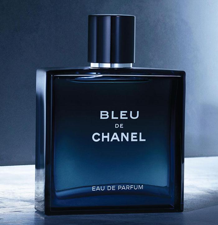 Bleu De Chanel Un Parfum Envoutant