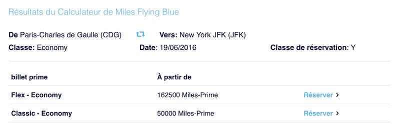 Paris New York 50 000 Miles
