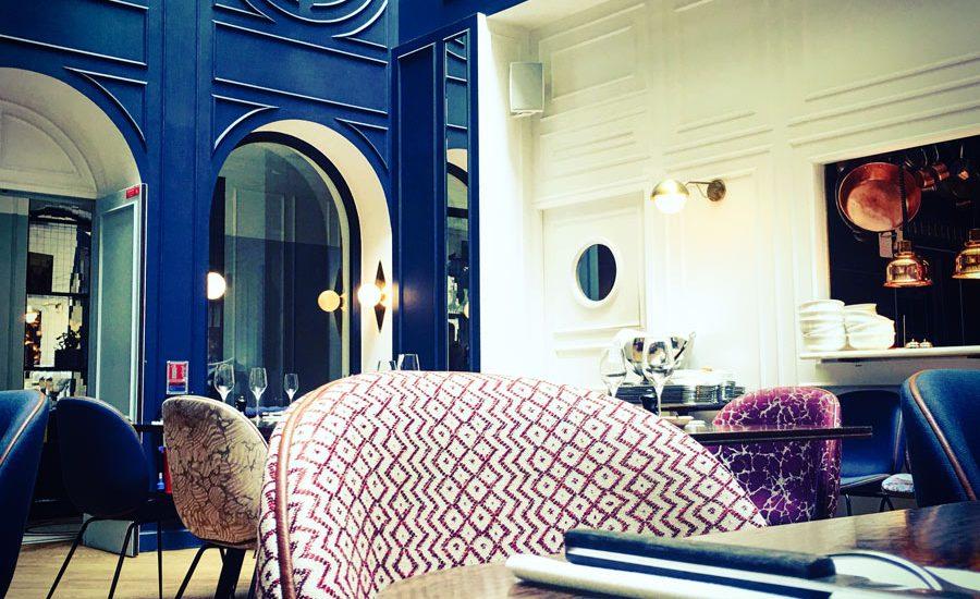 restaurant hotel bachaumont paris