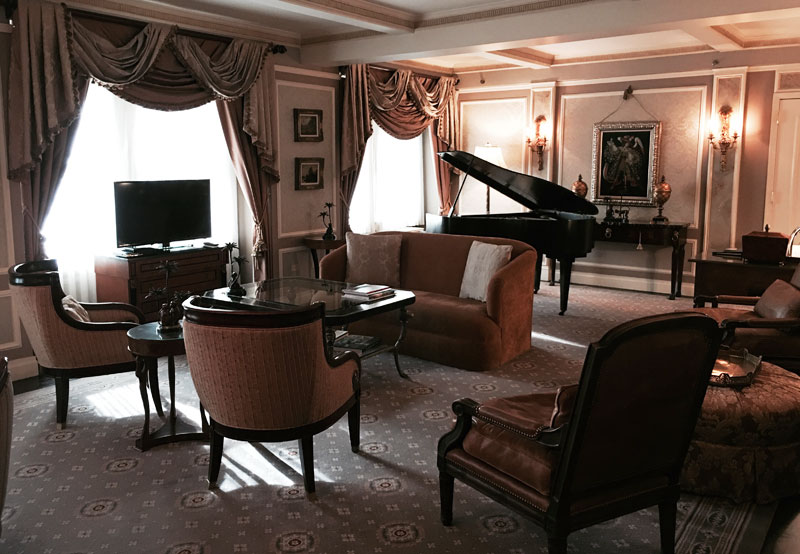 Hotel Elysee new york
