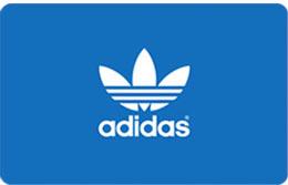 Carte cadeau Adidas