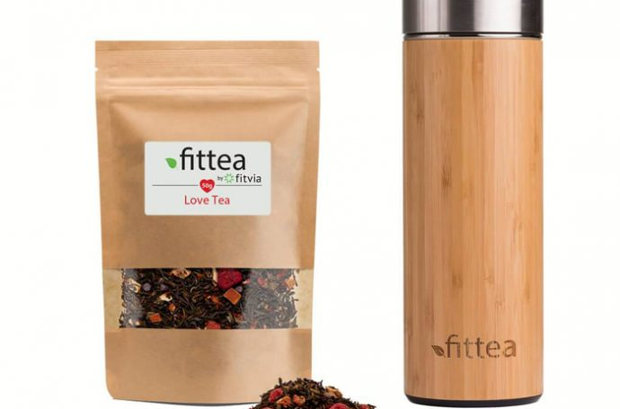pack bamboo fit tea