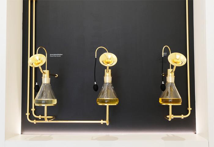 Grand musée du parfum à Paris