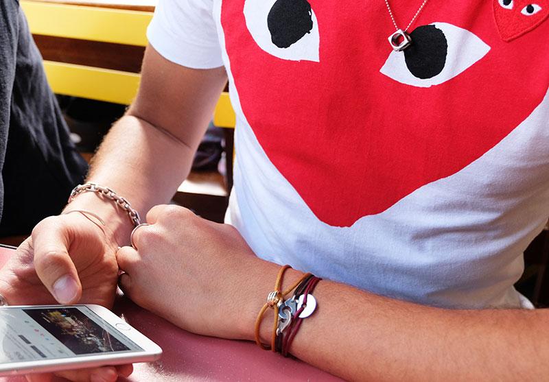 comment choisir un bracelet pour homme