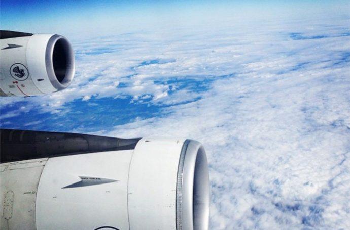 réacteurs Air France