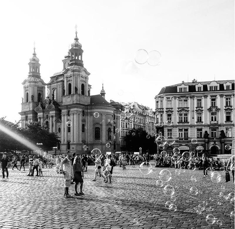 city break à Prague