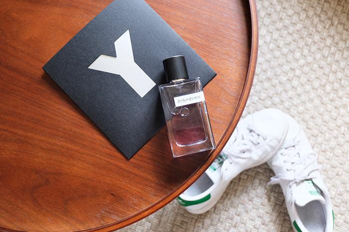 YVES SAINT LAURENT Y parfum homme
