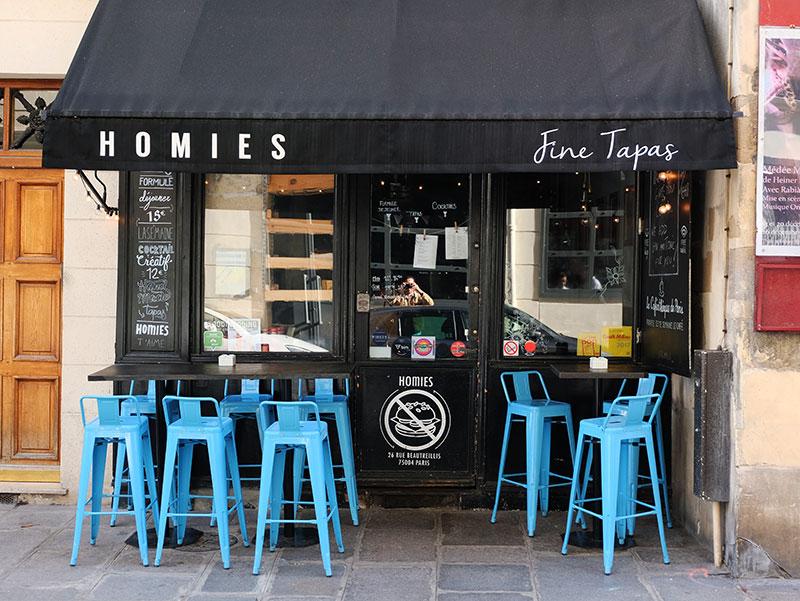 Homies Paris