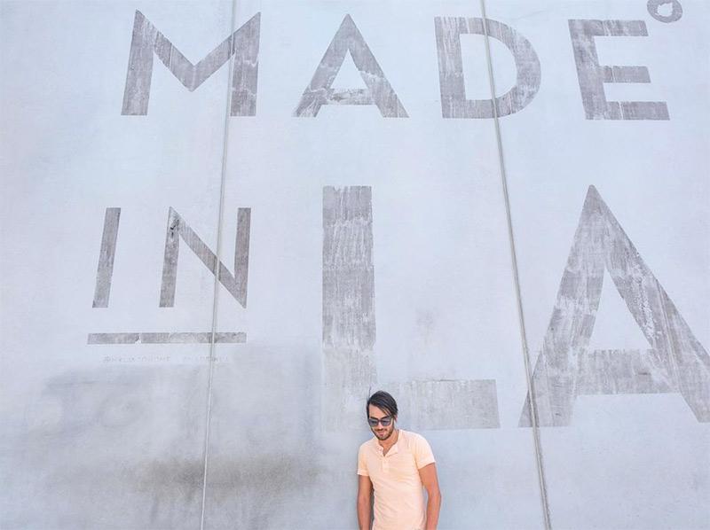 mur made in la