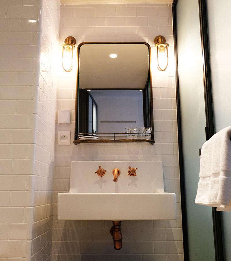 salle de bain Hoxton Paris