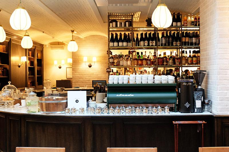 Bar de l'Hotel Hoxton Paris