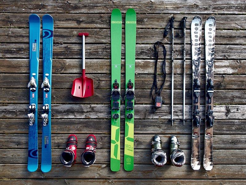 quoi apporter au ski