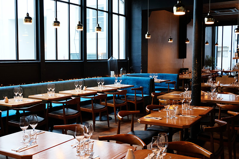 Restaurant Beaucoup Paris