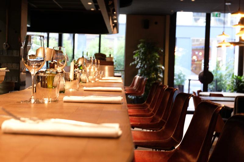 Restaurant Grand Hôtel des Arts et Métiers