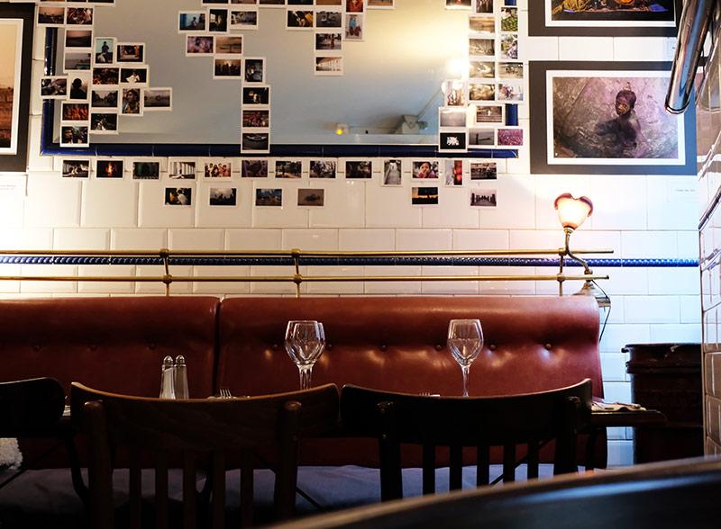 Restaurant Hôtel du Nord Paris