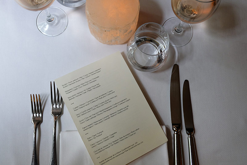 restaurant hotel particulier montmartre