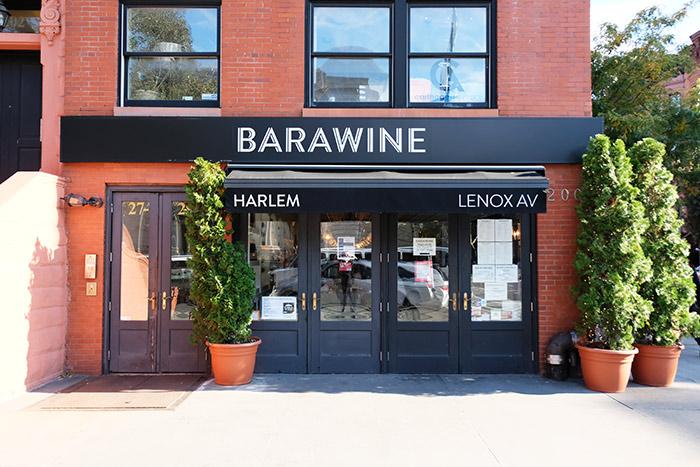 Brunch à Harlem : Régalez-vous chez Barawine
