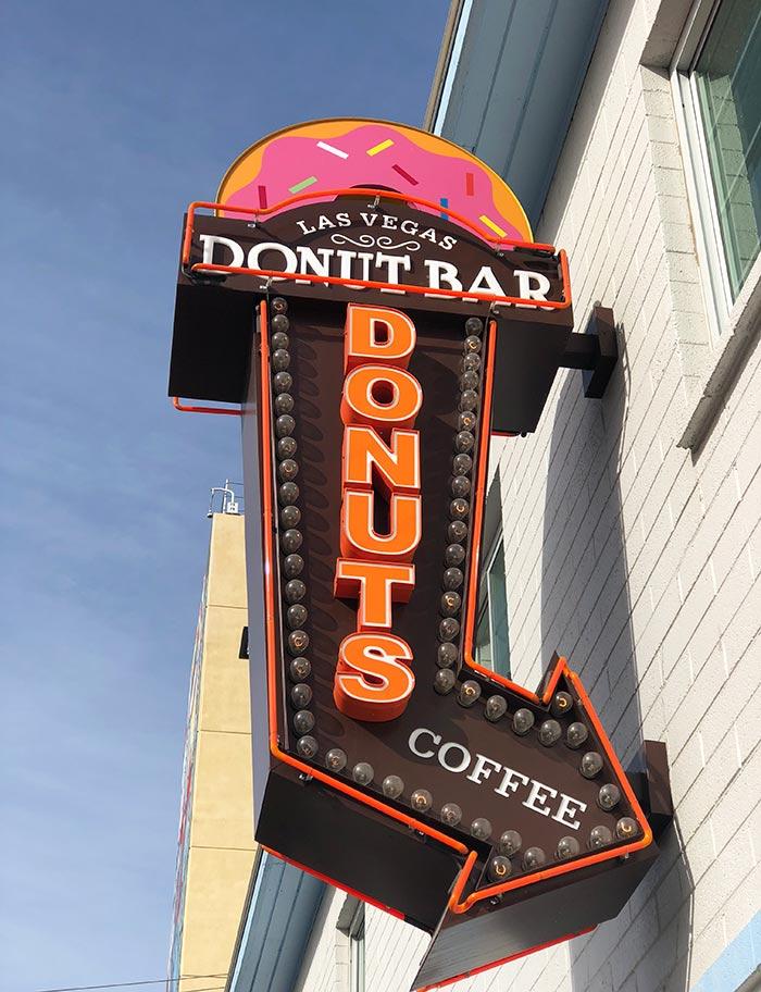 Donuts bar Las Vegas