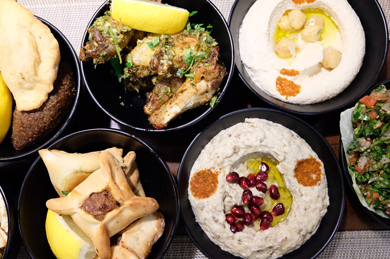 S'évader au Liban en plein Paris avec le restaurant libanais Loubnane