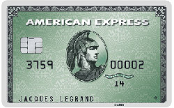 carte american express green