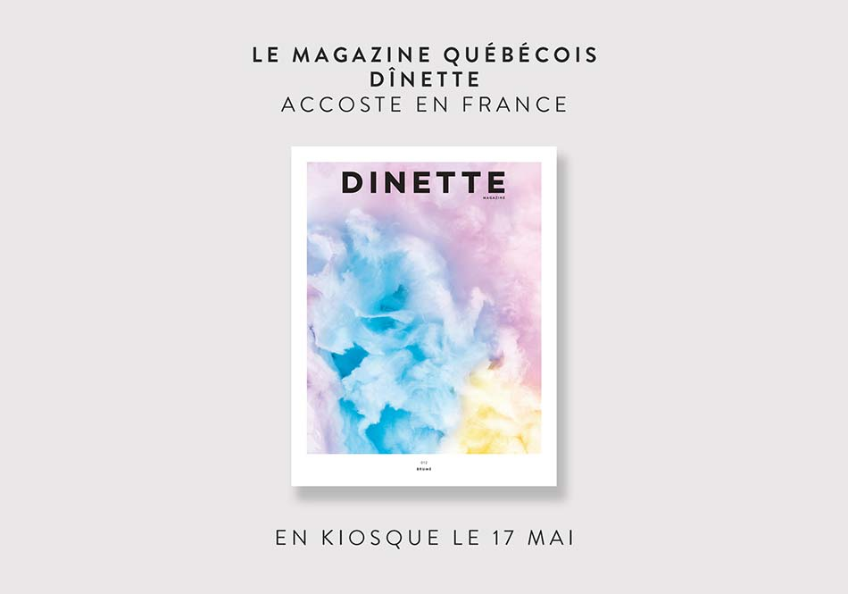 Magazine Dinette en France