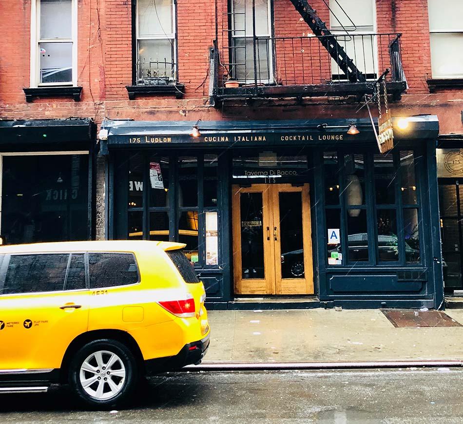 The ludlow h tel prenez un bain avec vue sur new york - Hotel avec cuisine new york ...