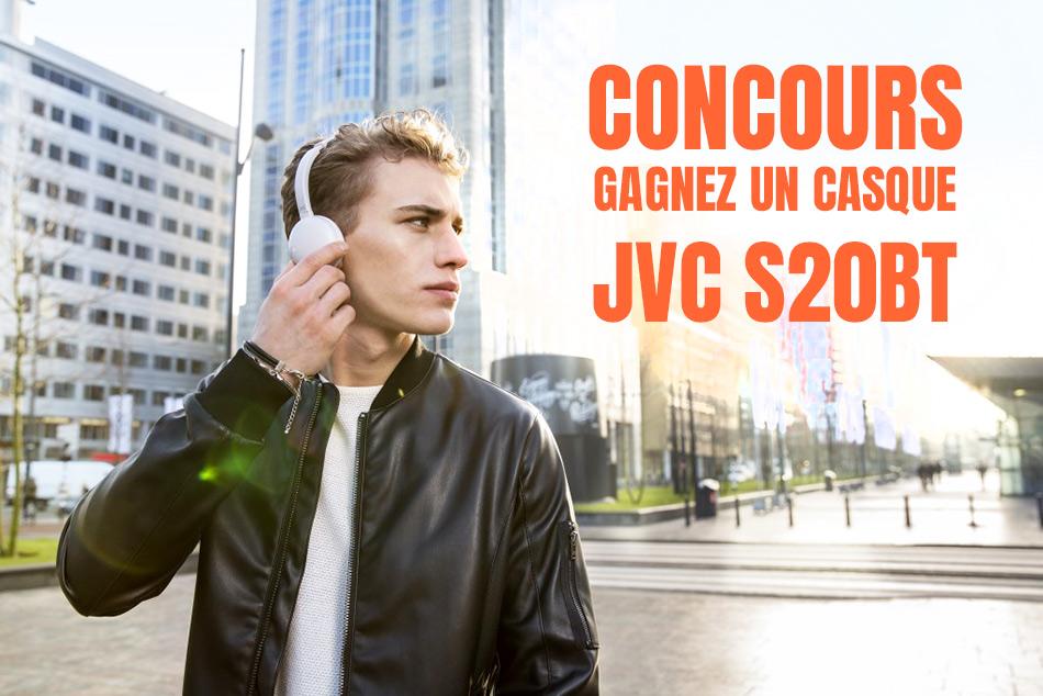 Concours JVC