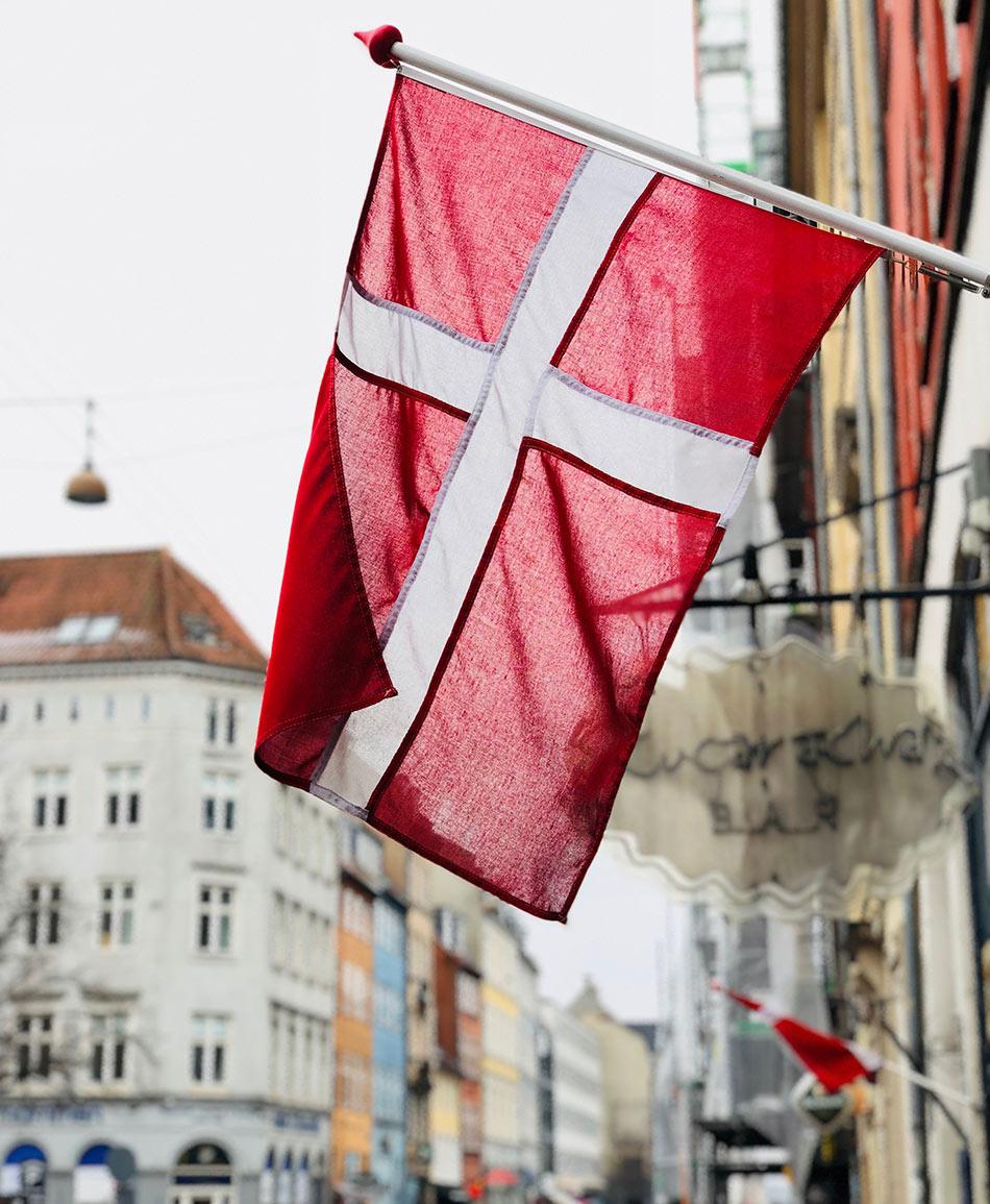 drapeau danemark