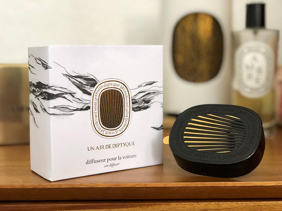 Un Air De Diptyque Diffuseur De Parfum Pour Voiture