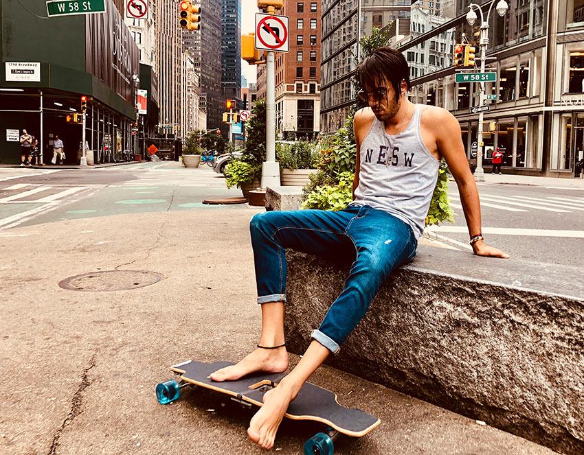 skateboard boardup avec reead