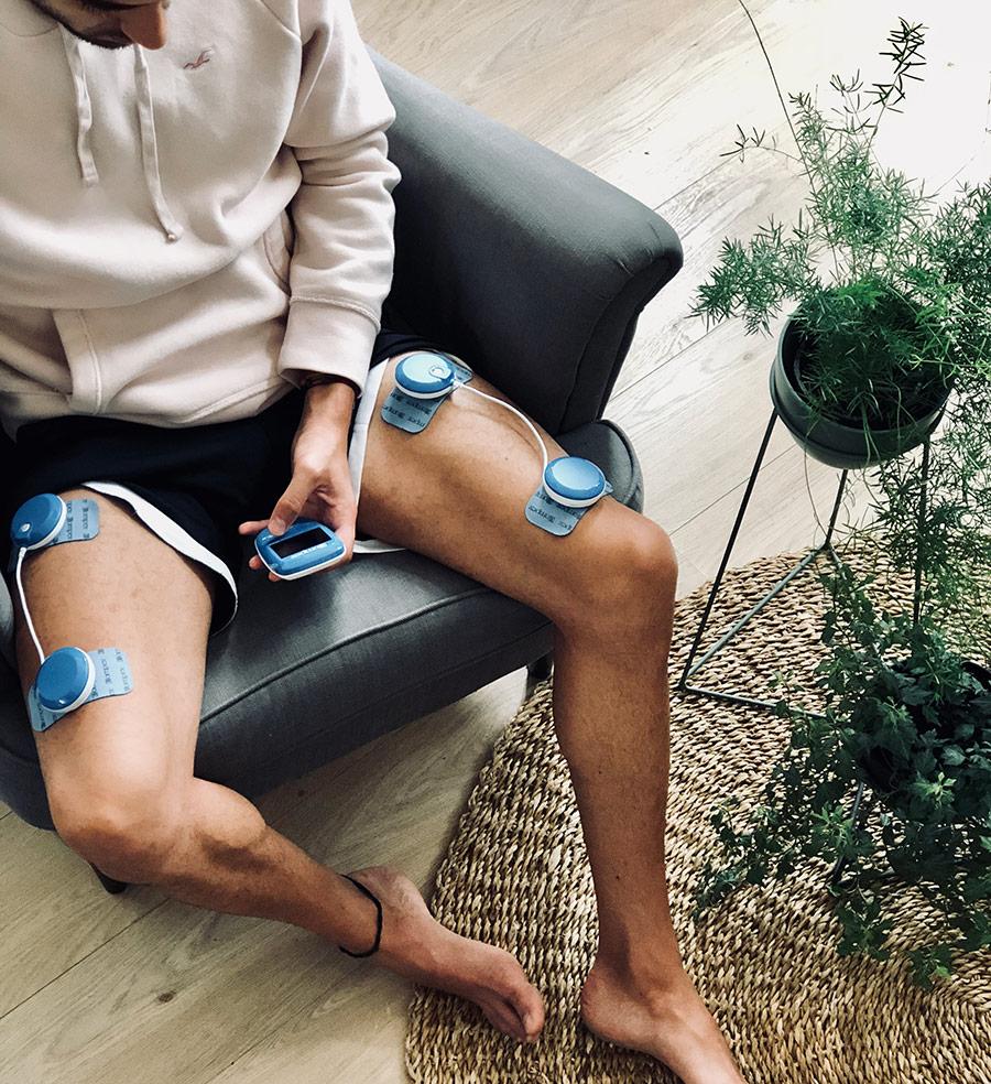 muscler ses jambes avec l'electrostimulation