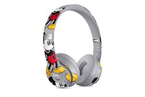 Beats Solo3 Edition 90e anniversaire de Mickey Gris