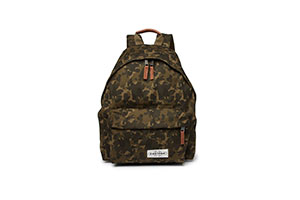 EASTPAK sac a dos camouflage