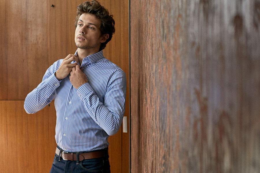 chemise homme premiere manche