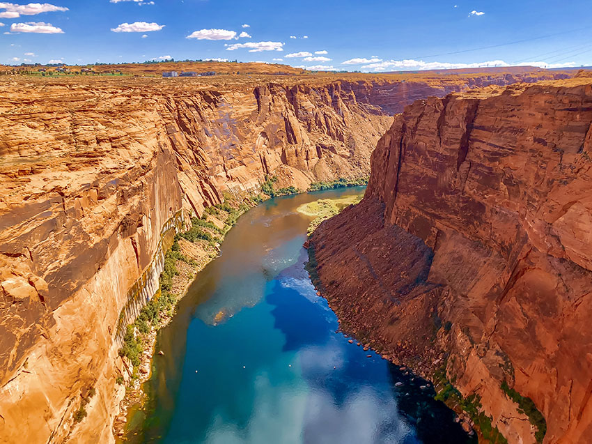 photo du grand canyon