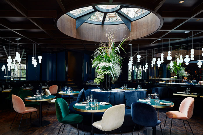 Le Roch restaurant paris
