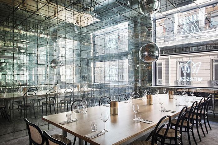 restaurant MERSEA