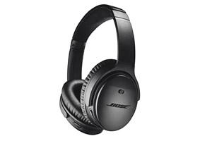 Bose Casque sans fil à réduction de bruit QuietComfort 35 II avec Amazon Alexa intégré
