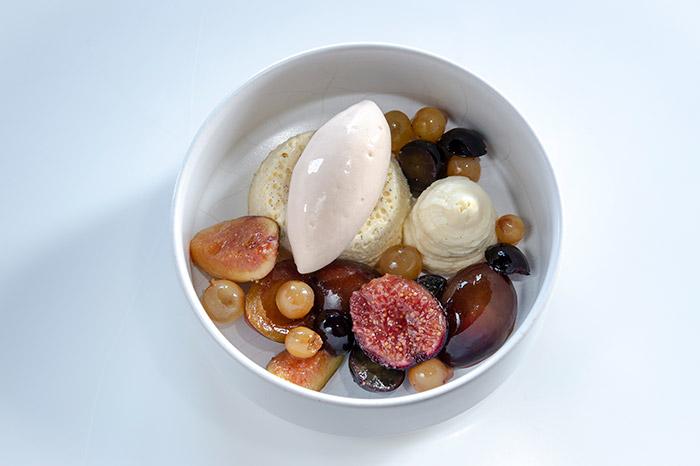 Dessert Les bouquinistes