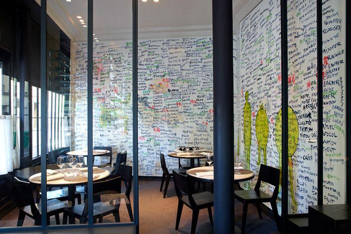 restaurant les bouquinites paris 6